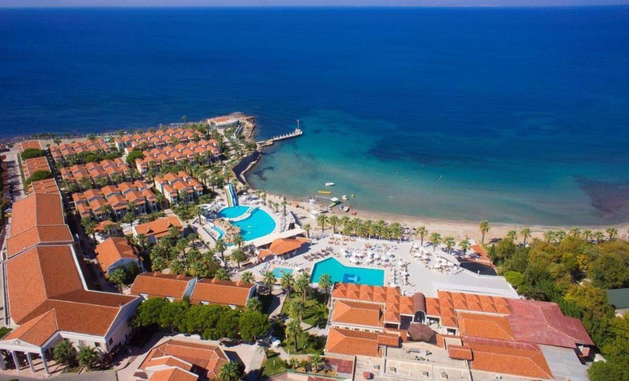 Отель  Club Tarhan Serenity  - отзывы Booking