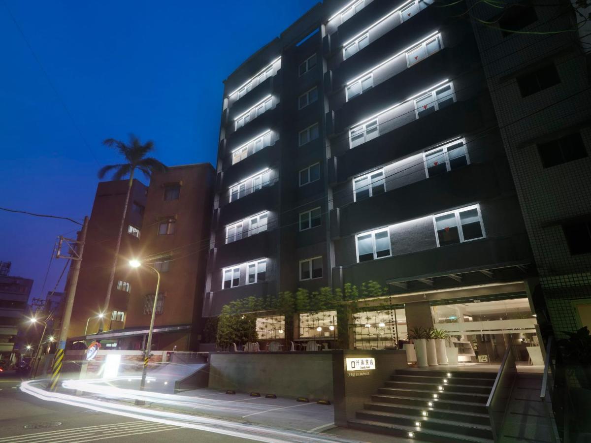 Отель  Dandy Hotel - Tianmu Branch