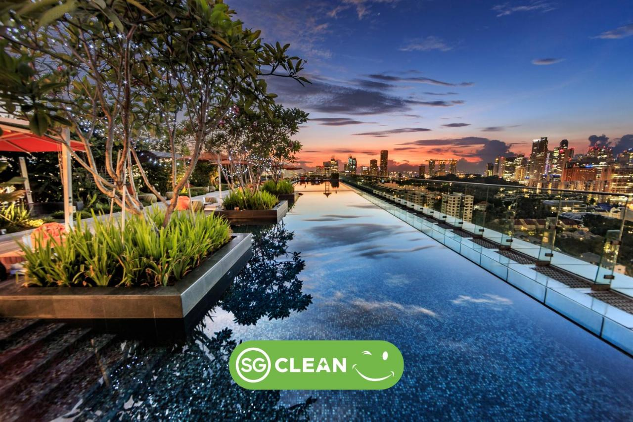 Отель  JEN Singapore Orchardgateway by Shangri-La (SG Clean)  - отзывы Booking