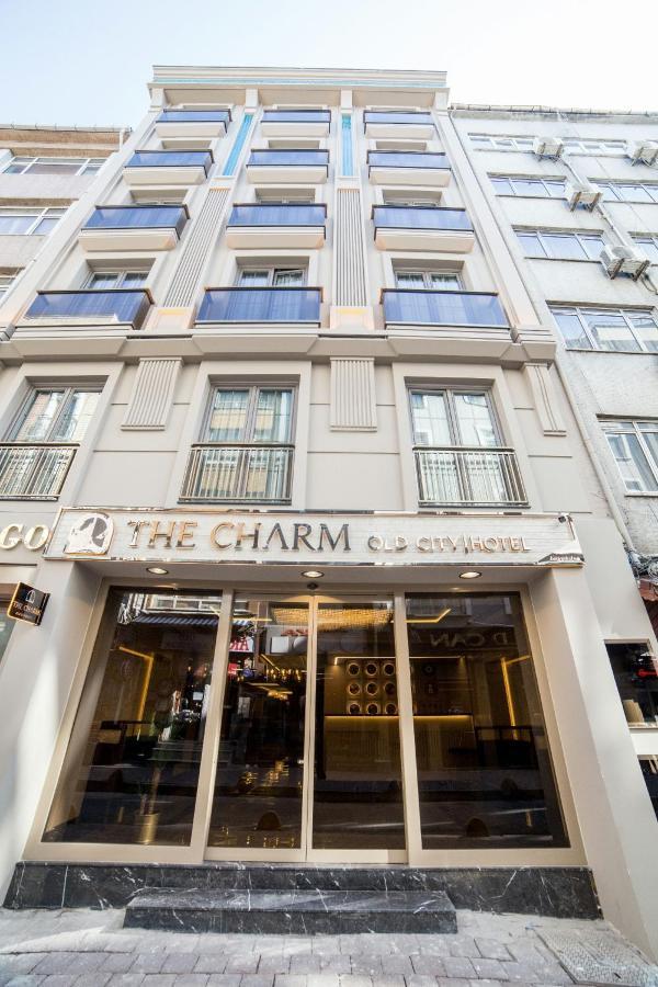 Отель  The Charm Hotel - Old City  - отзывы Booking