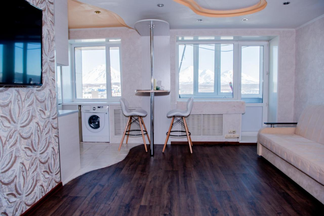 Апартаменты/квартира  Уютные Апартаменты в центральном районе  - отзывы Booking