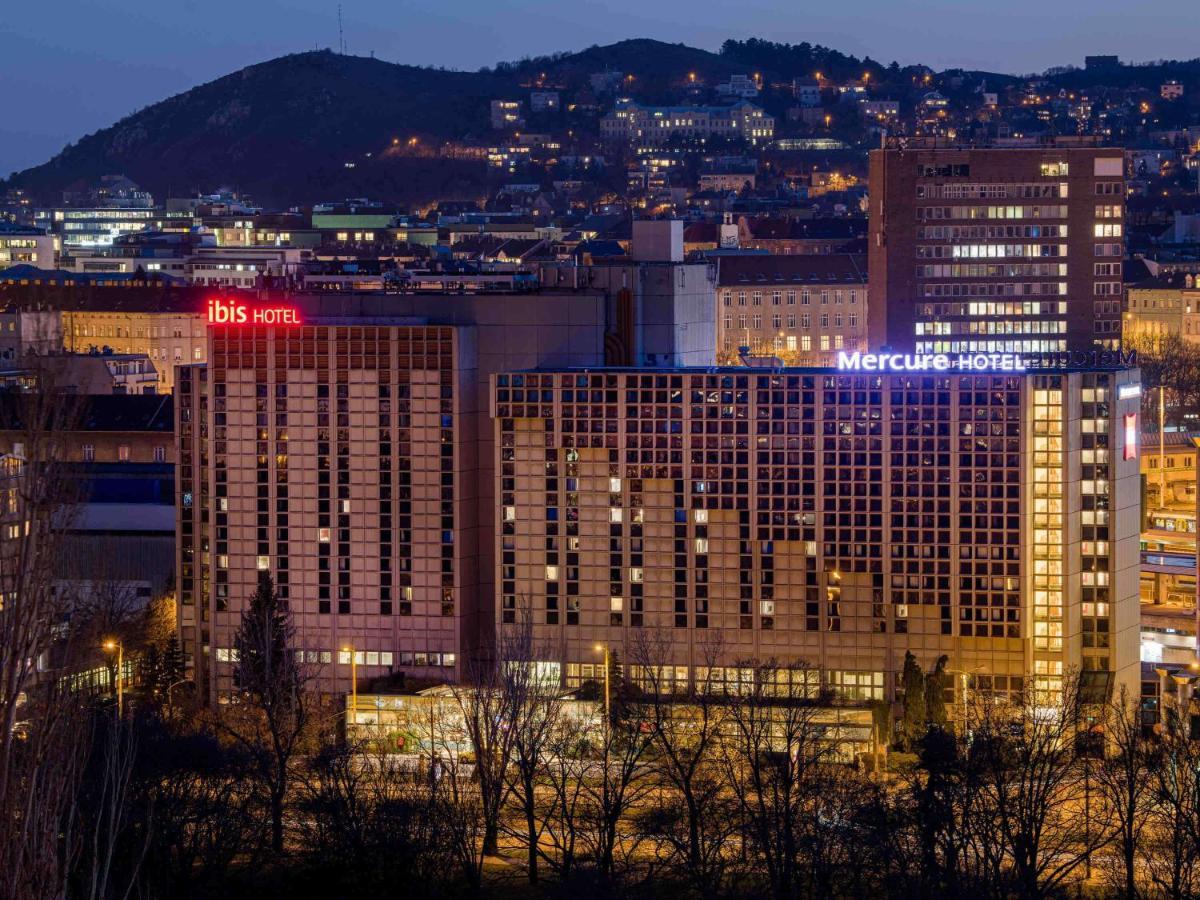 Отель  Mercure Budapest Castle Hill  - отзывы Booking