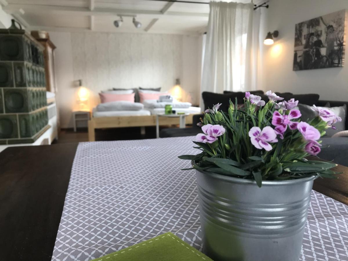 Апартаменты/квартиры  Bei Uns Im Allgäu
