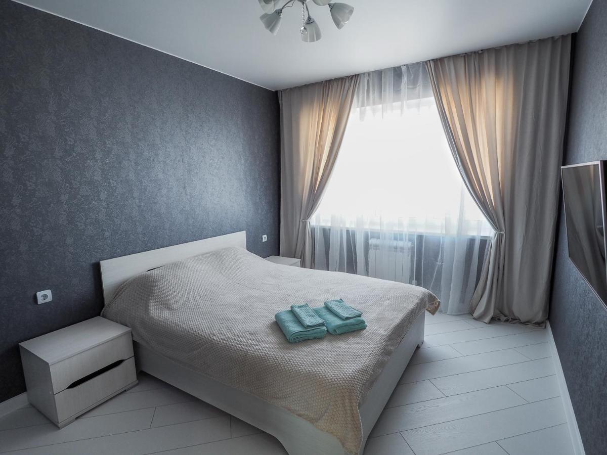 Апартаменты/квартира Апартаменты у Горпарка с видом на Волгу - отзывы Booking