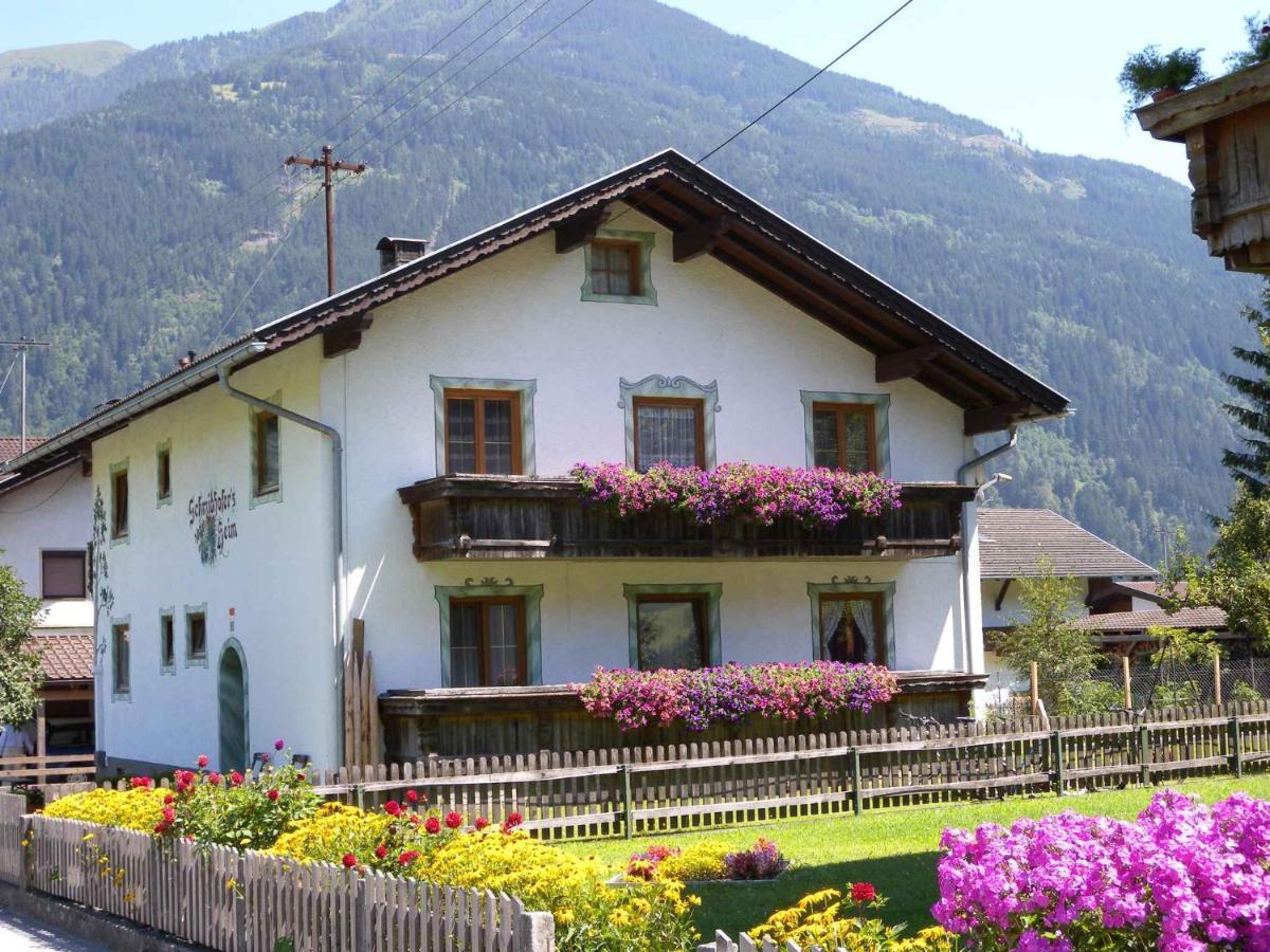 Апартаменты/квартира  Apartment in Fügen/Zillertal 836  - отзывы Booking