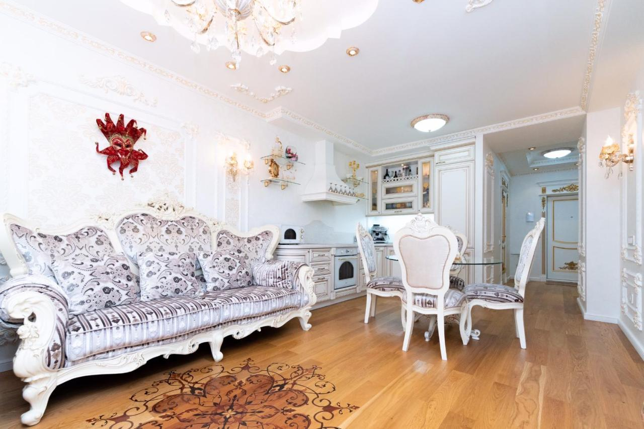 Апартаменты/квартира White Luxury - отзывы Booking