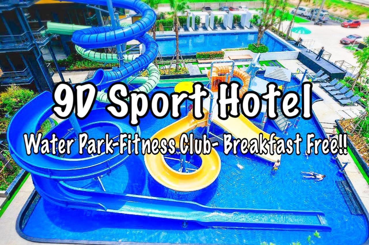 Отель  9D Sport Hotel  - отзывы Booking