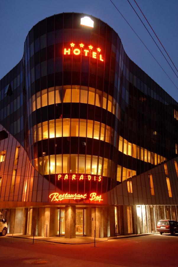 Отель  Отель  Hotel Paradis