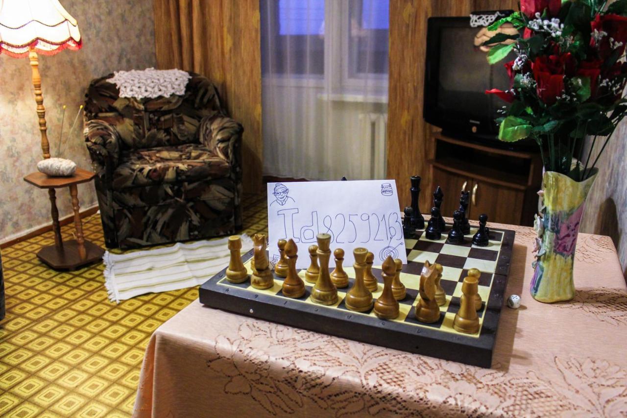 Апартаменты/квартира  В гостях у бабушки в городе Тосно