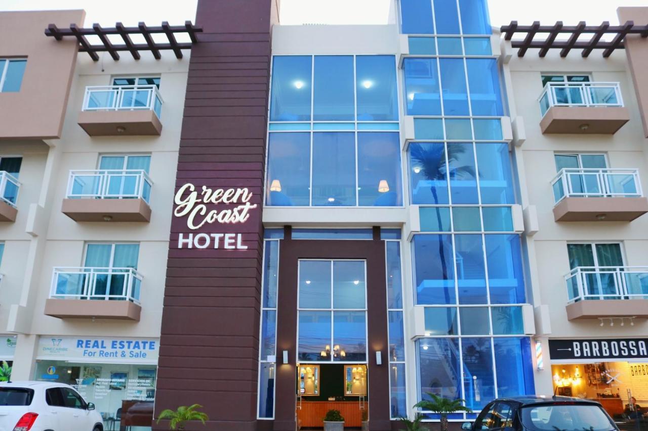 Отель  Green Coast Hotel  - отзывы Booking