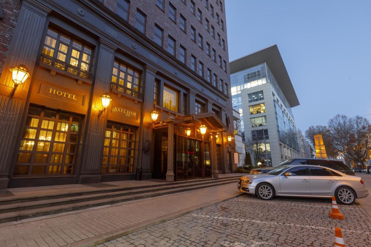 Отель  Отель  Axelhof Бутик-отель