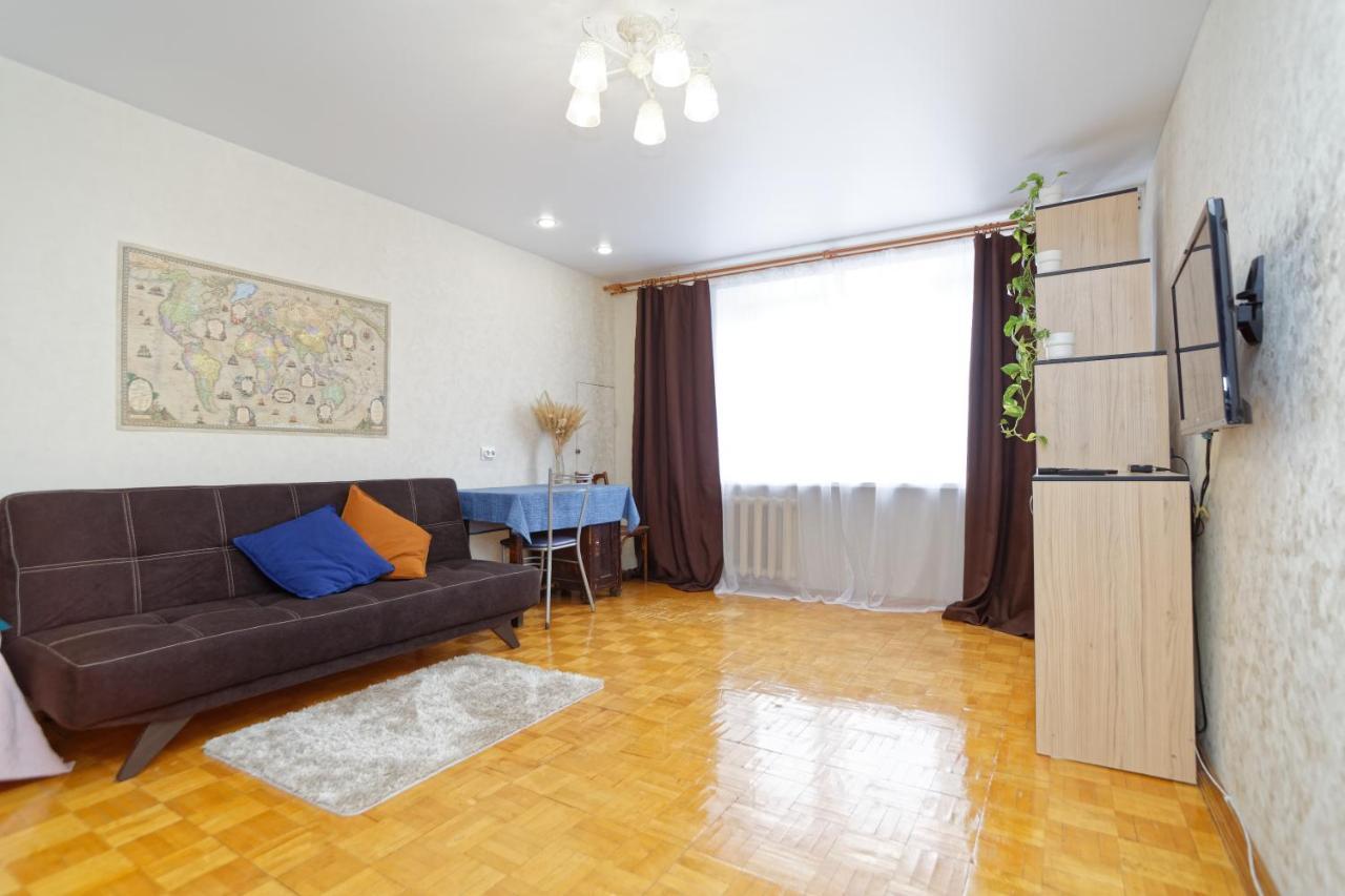 Апартаменты/квартира  Просторно и по-домашнему в Щербинках  - отзывы Booking