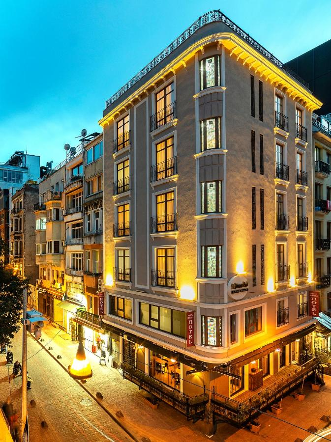 Отель  Santa Ottoman Hotel