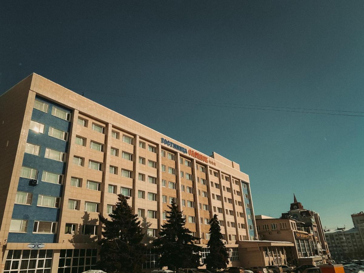 Отель  Гостиница Саранск  - отзывы Booking