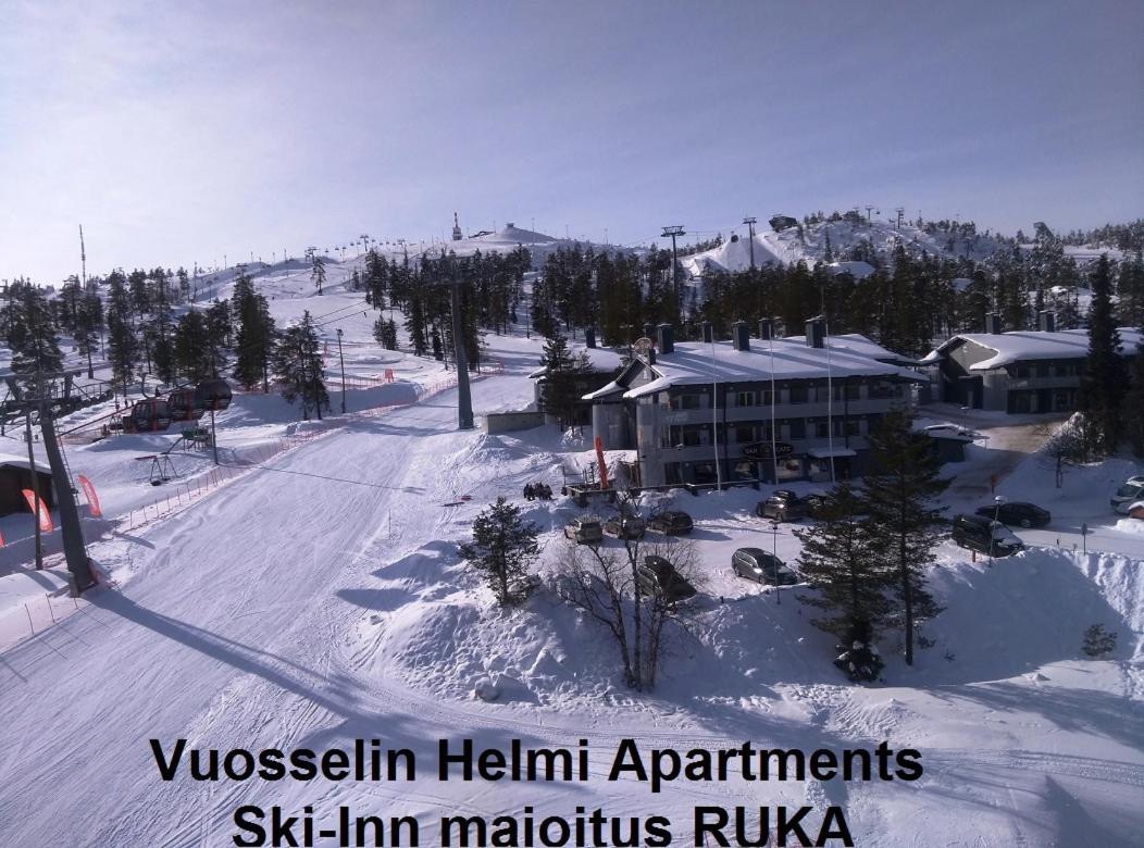 Апартаменты/квартиры  Vuosselin Helmi Apartments