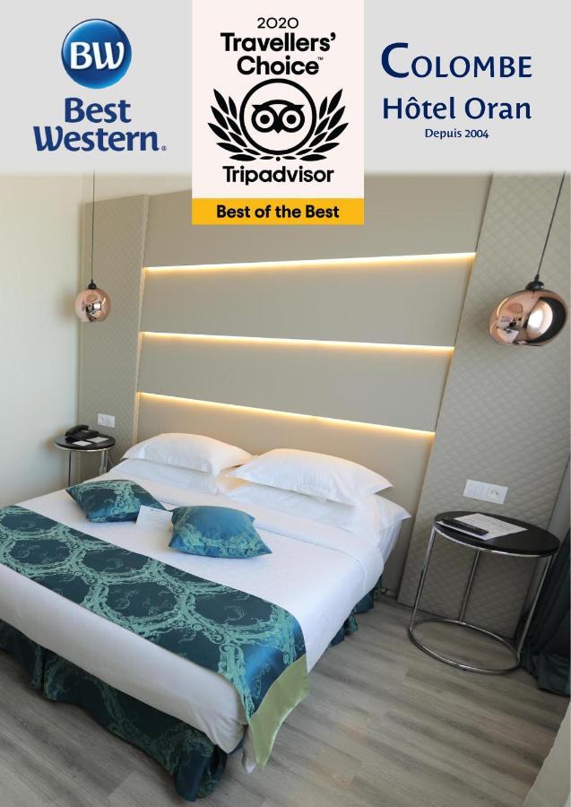 Отель  Отель  Best Western Hotel Colombe