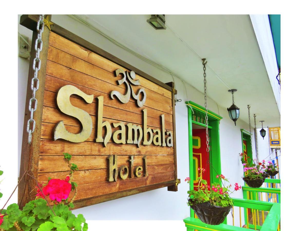 Отель  Hotel Shambala  - отзывы Booking