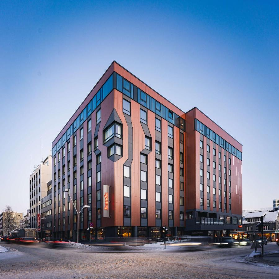 Отель Scandic Grand Tromsø - отзывы Booking
