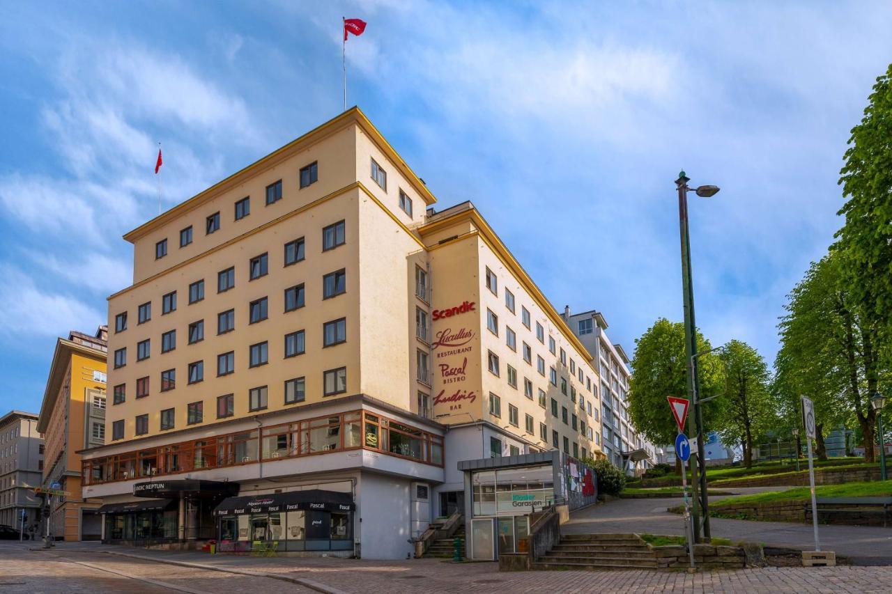 Отель  Отель  Scandic Neptun