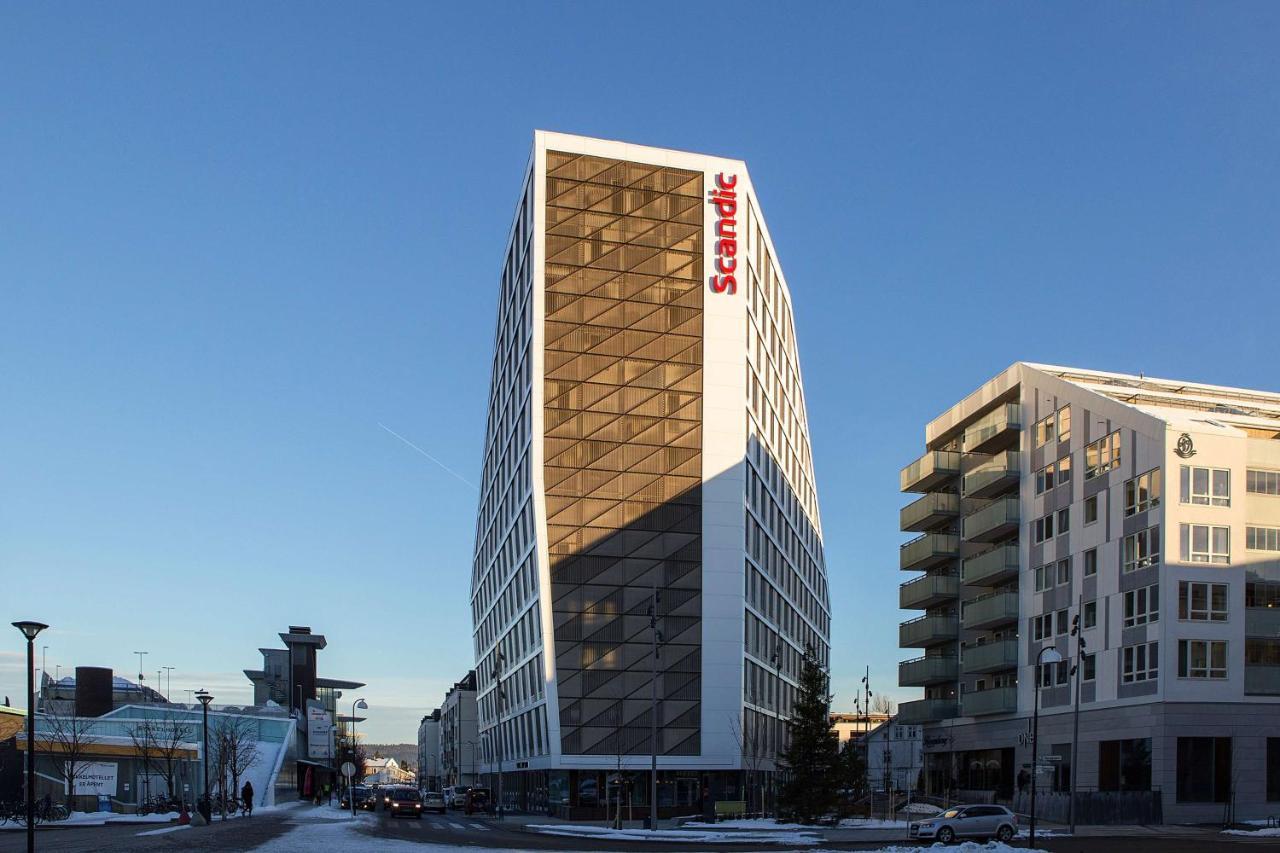 Отель Scandic Lillestrøm