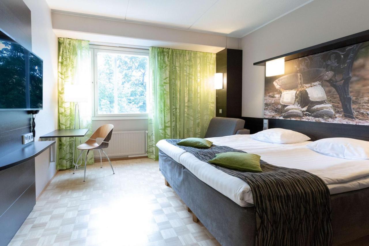 Отель  Scandic Tampere Hämeenpuisto  - отзывы Booking