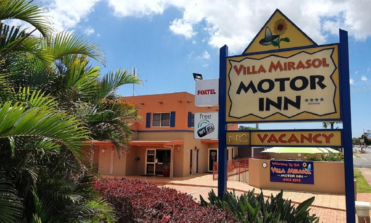 Мотель  Villa Mirasol Motor Inn  - отзывы Booking