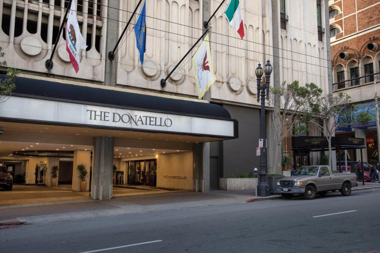 Отель  Отель  The Donatello Hotel