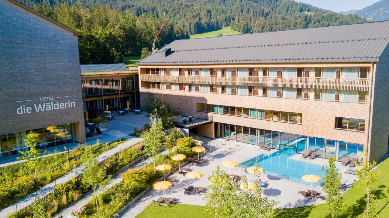 Отель  Hotel die Wälderin-Wellness, Sport & Natur  - отзывы Booking