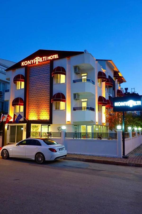 Отель  Konyaaltı HOTEL  - отзывы Booking