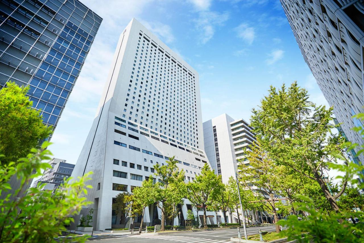 Отель  Hotel Nikko Osaka