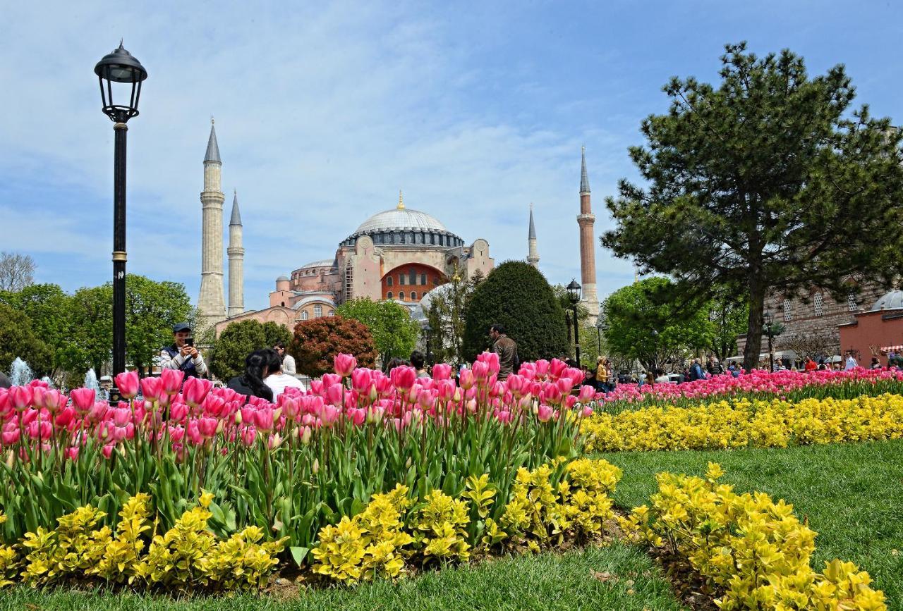 Отель  Henna Hotel Istanbul  - отзывы Booking