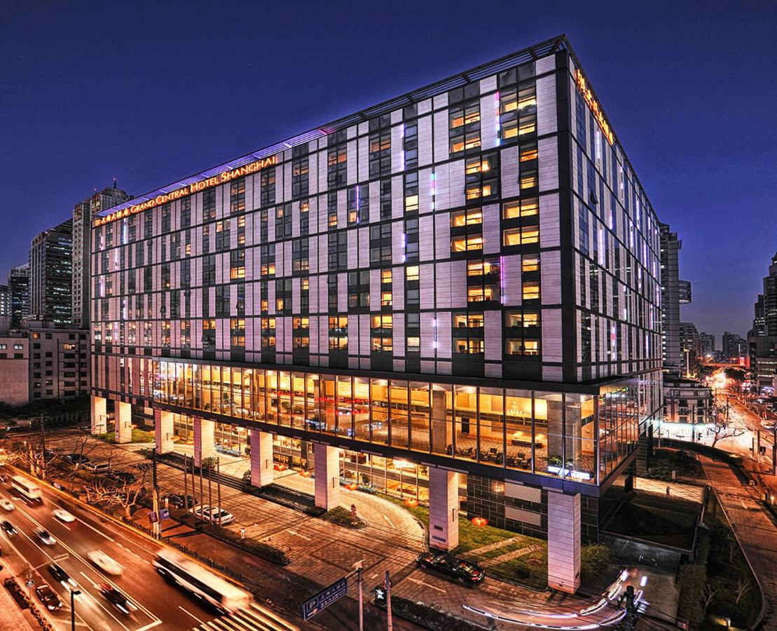 Отель  Grand Central Hotel Shanghai  - отзывы Booking