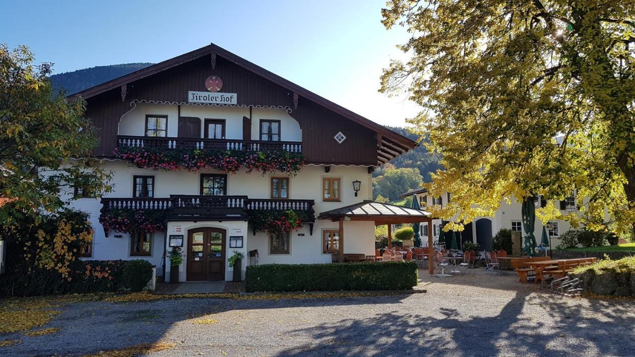 Отель  Gasthof Tiroler Hof