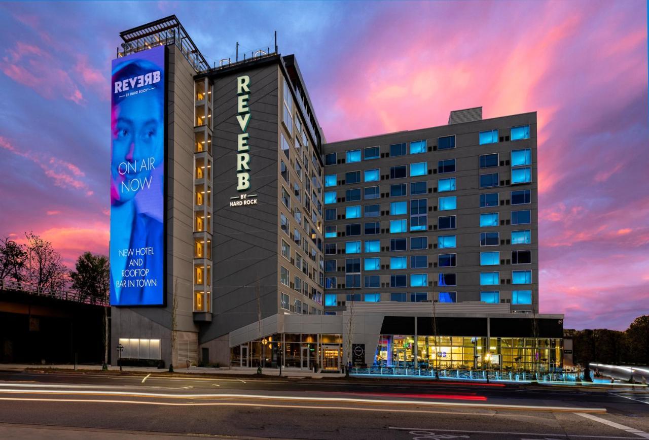 Отель  Отель  Reverb By Hard Rock Atlanta Downtown