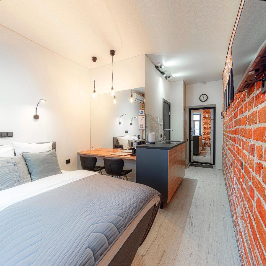 Апартаменты/квартиры LUXE RED SQUARE LOFT APARTMENTs - отзывы Booking