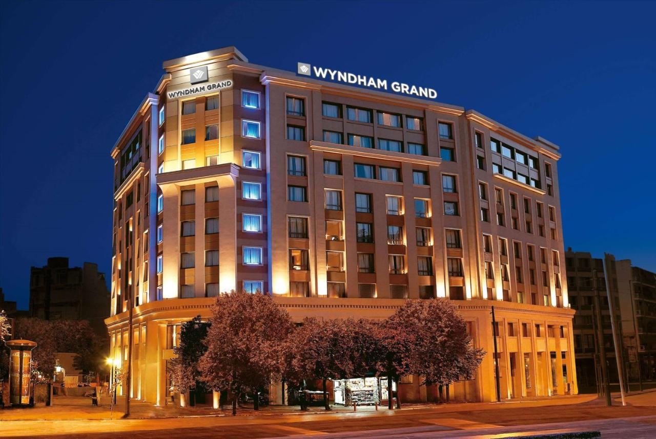 Отель  Wyndham Grand Athens  - отзывы Booking