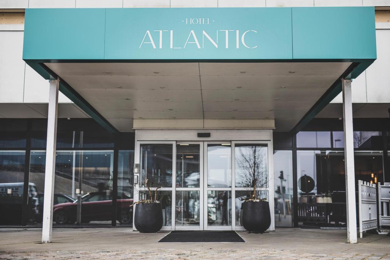 Отель Отель Hotel Atlantic