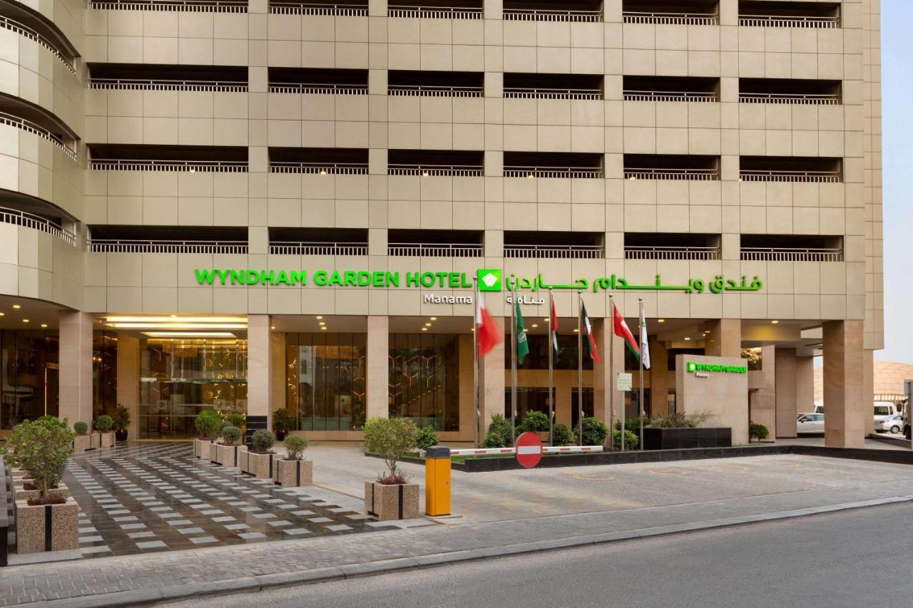 Отель  Отель  Wyndham Garden Manama