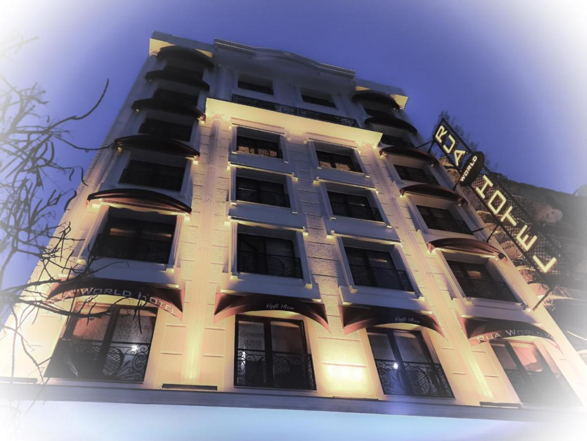 Отель  RUA WORLD HOTEL  - отзывы Booking