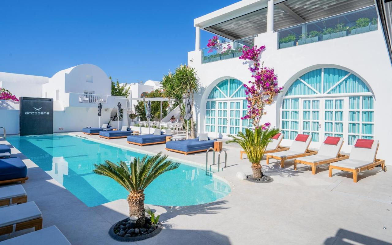 Отель Aressana Spa Hotel & Suites - Small Luxury Hotels of the World - отзывы Booking