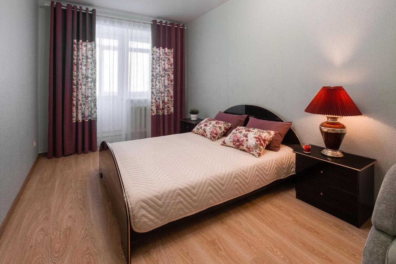 Апартаменты/квартира Апартаменты комфорт класса от УфаГости 82квм в центре Уфы на Цюрупы - отзывы Booking