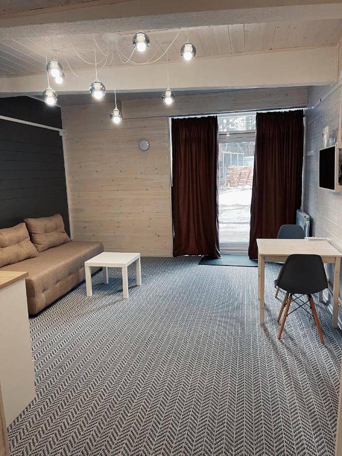 Апартаменты/квартиры  Гостевой комплекс DomArshan  - отзывы Booking