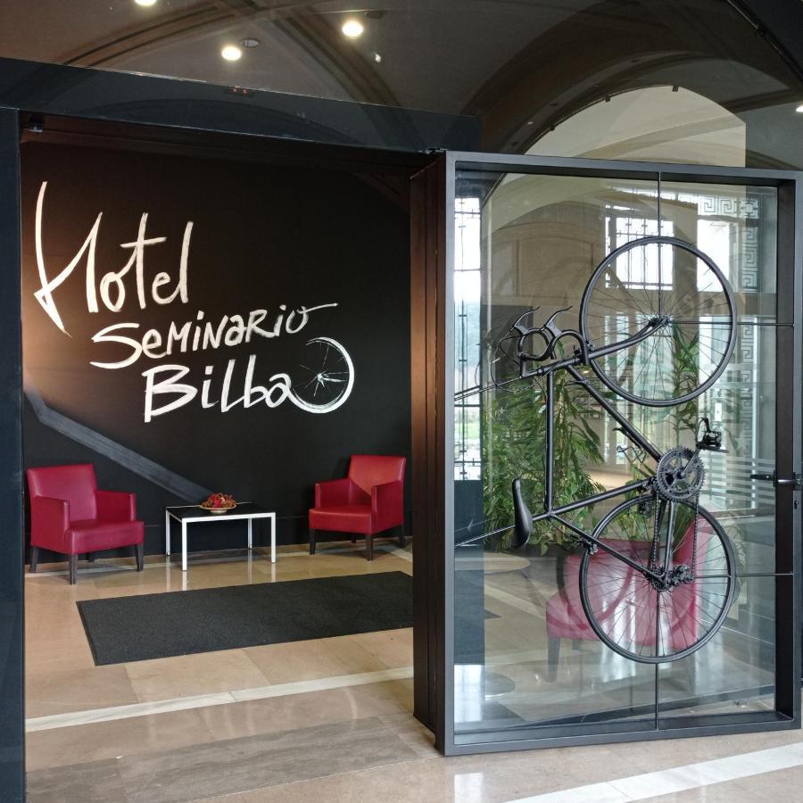 Отель Hotel Seminario Aeropuerto Bilbao