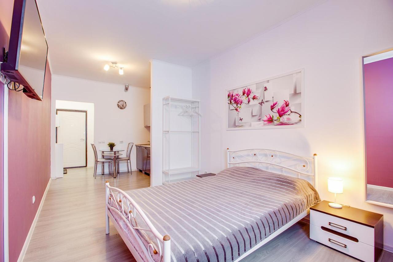 Апартаменты/квартиры  Уютные квартиры-студии в Никольском  - отзывы Booking