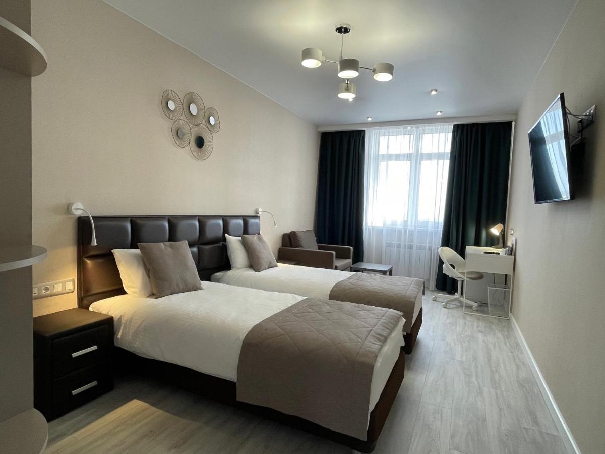 Апартаменты/квартиры  FRESH Апартаменты с панорамным видом на Ярославль  - отзывы Booking