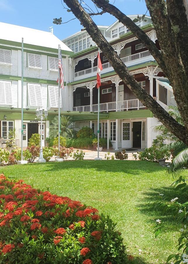 Отель Отель Cara Lodge Hotel