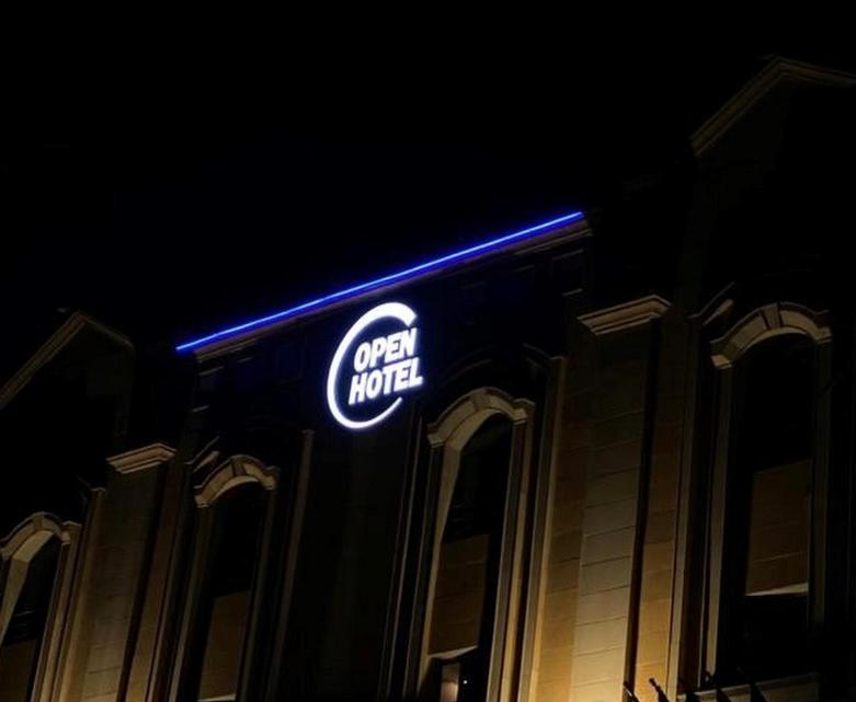 Отель  Отель  Open ApartHotel