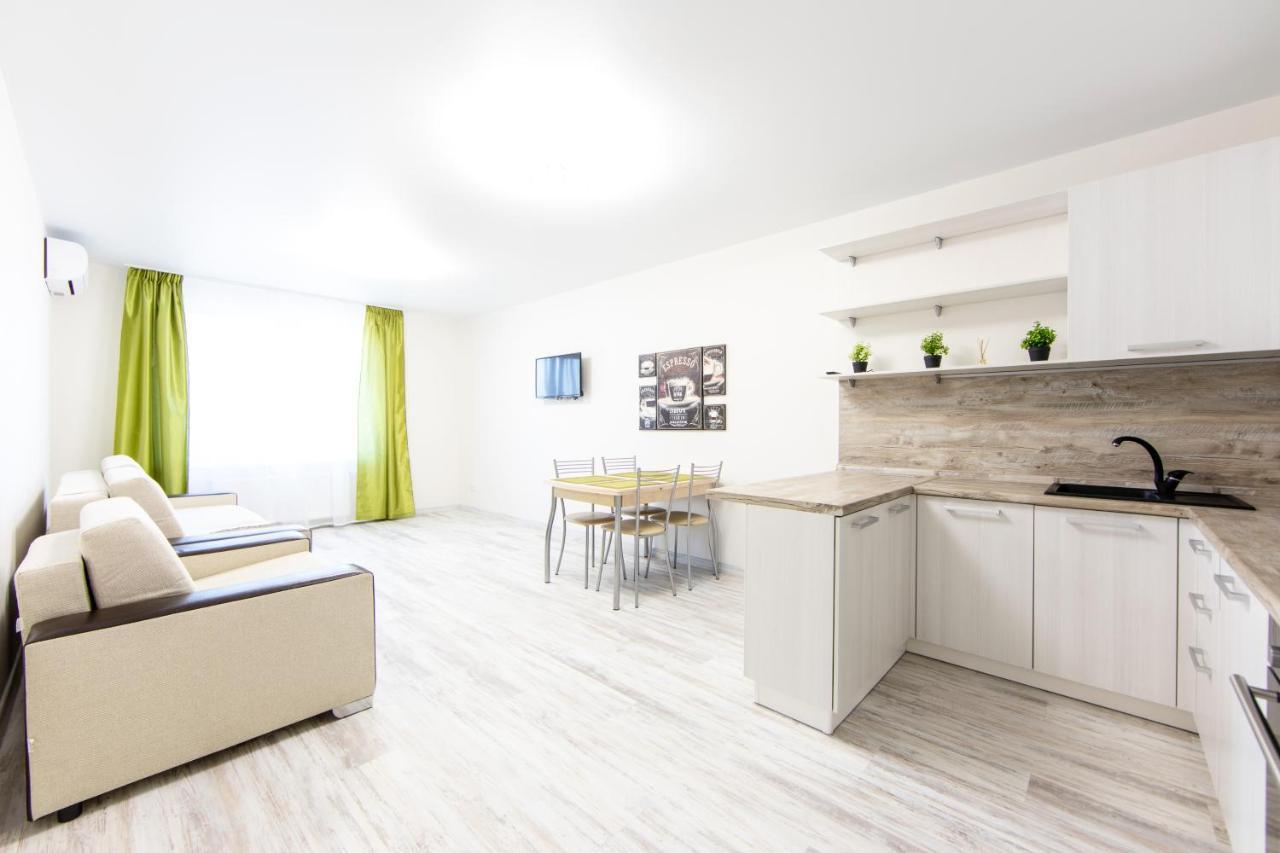 Апартаменты/квартира 3к апартаменты в мкр. Европейский АКВАПАРК - отзывы Booking