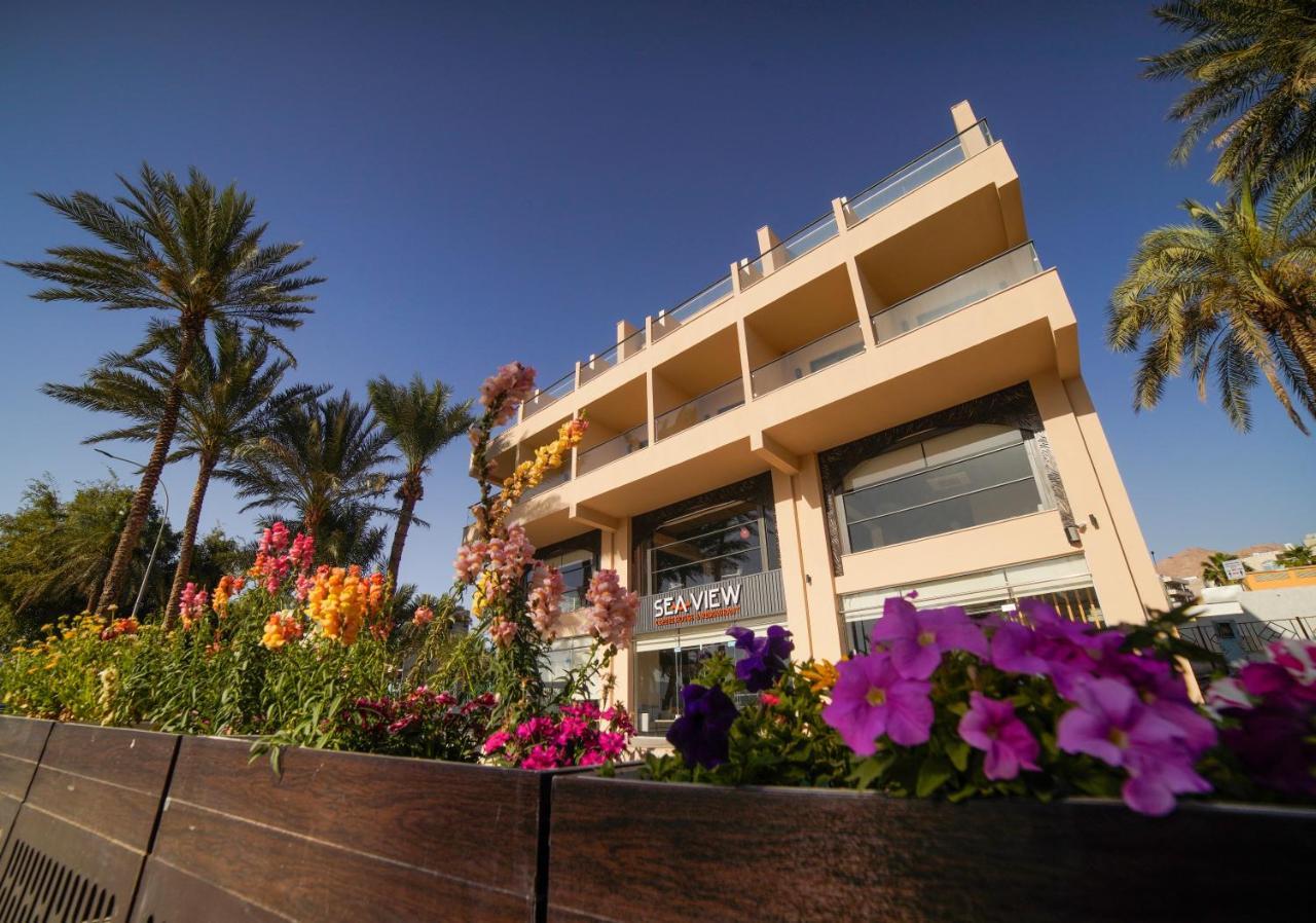 Отель  Sea View Hotel