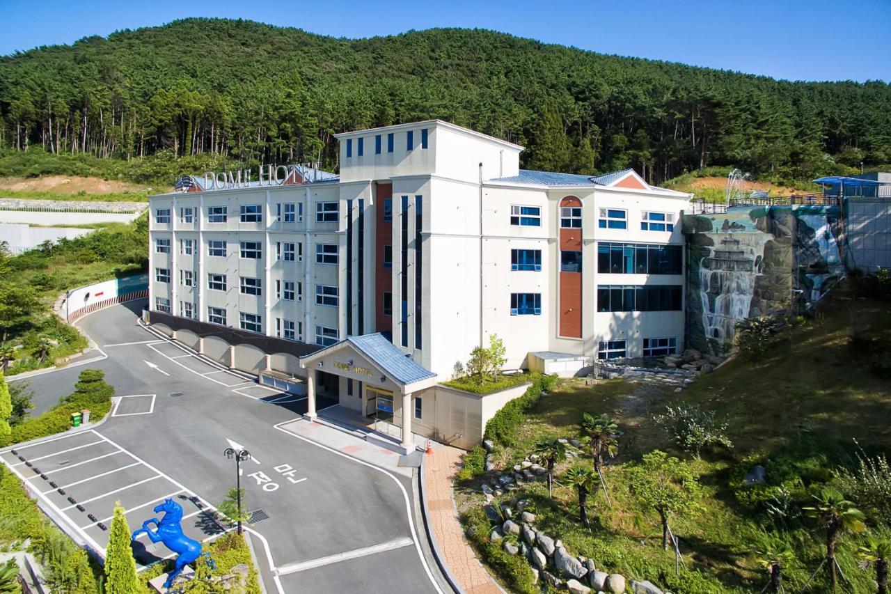 Отель  Dome Hotel Geoje  - отзывы Booking